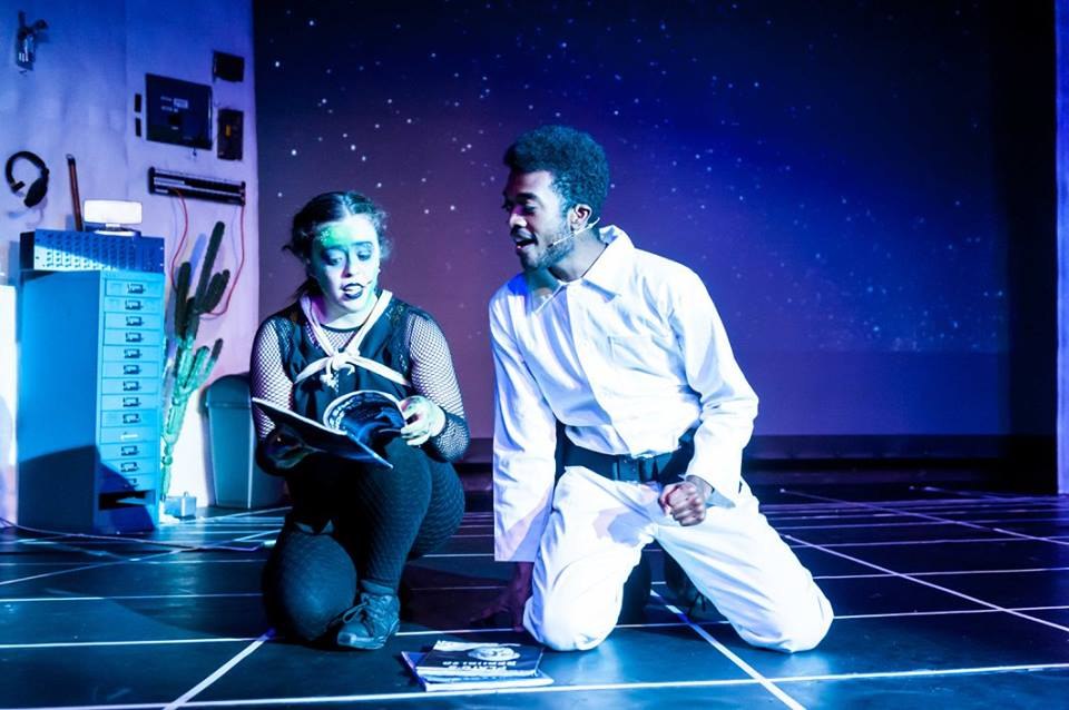 Summer Nights In Space, The Vaults – Review