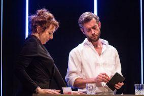 Punts, Theatre503 - Clare Lawrence Moody and Graham O_Mara (courtesy of Claudia Marinaro)_2