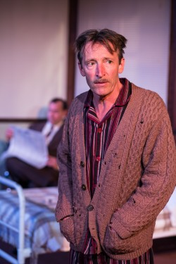 Peter Hamilton Dyer in Mrs Orwell, credit Samuel Taylor.