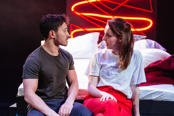 Alistair Toovey and Helena Wilson, Love Me Now, credit of Helen Murray (2)