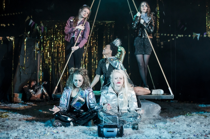 Dames, Pleasance - Courtesy of Scott Rylander (9) Olivia Elsden, Ellie Heydon, Bianca Stephens, Charlotte Merriam, Arabella Neale
