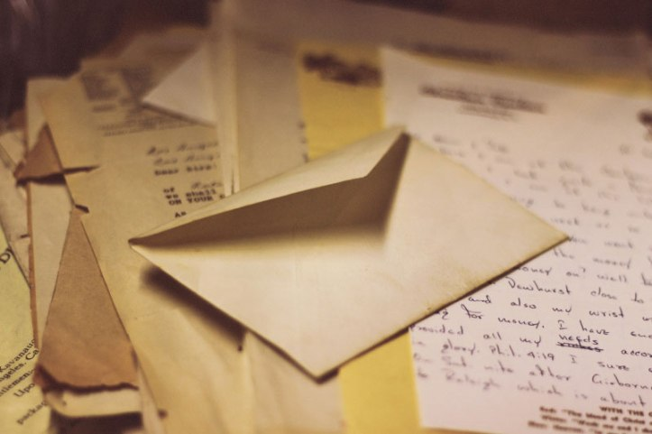Letters-scrisoare