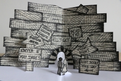 The Paper Traveller (c) Marie Klimis (1)