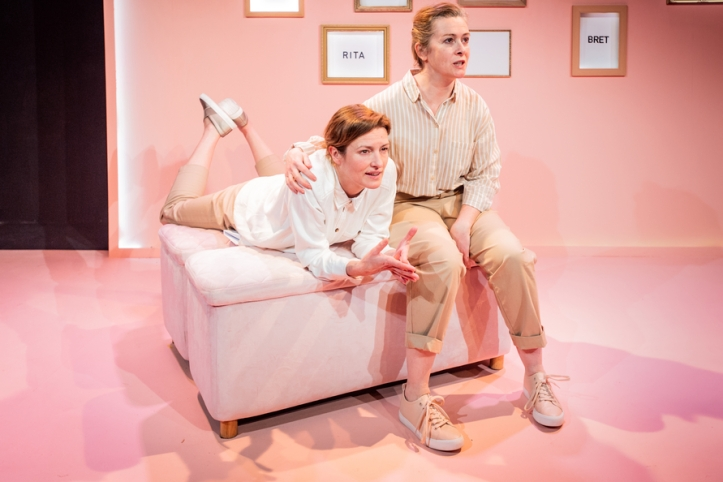 Mary's Babies - Maud Dromgoole - Jermyn Street Theatre - 20th March 2019	 Director - Tatty Hennessy Designer - Anna Reid Lighting Designer - Jai Morjaria Cast - Emma Fielding and Katy Stephens